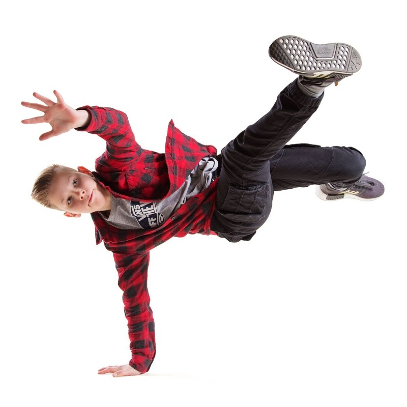 Lasten street - ja showdance kurssi, 9-11 -vuotiaat