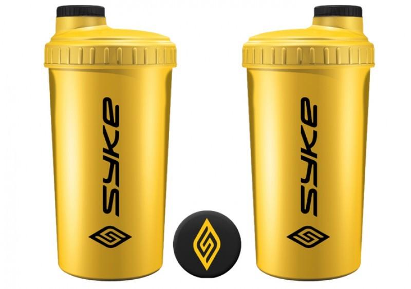 Syke shaker // Keltainen 10kpl