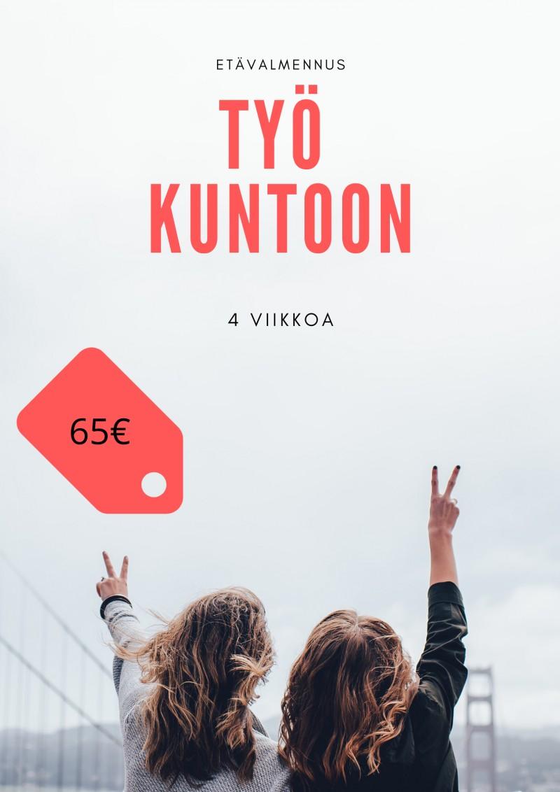 Työ Kuntoon