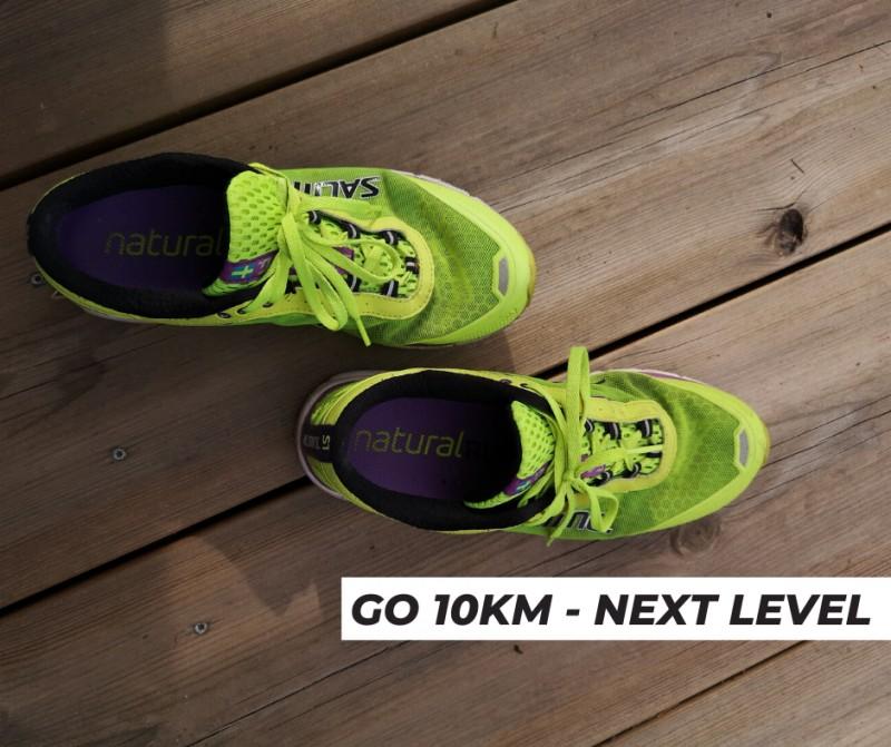 GO Juoksukoulu 10km - Next level 59,90€