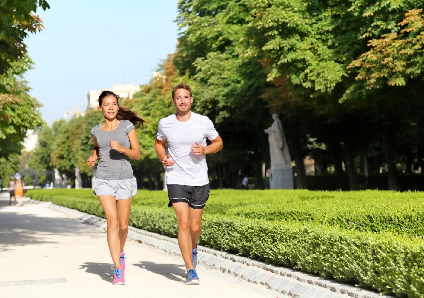 Kohti tehokkaampaa juoksua: Voimaa keskivartaloon