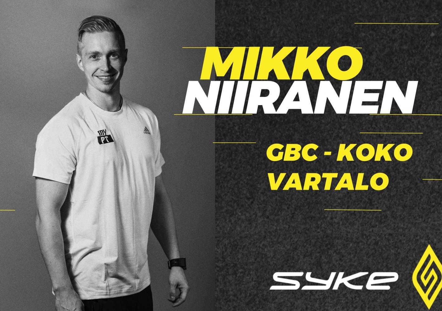 GBC koko kropan treeni by Mikko Niiranen