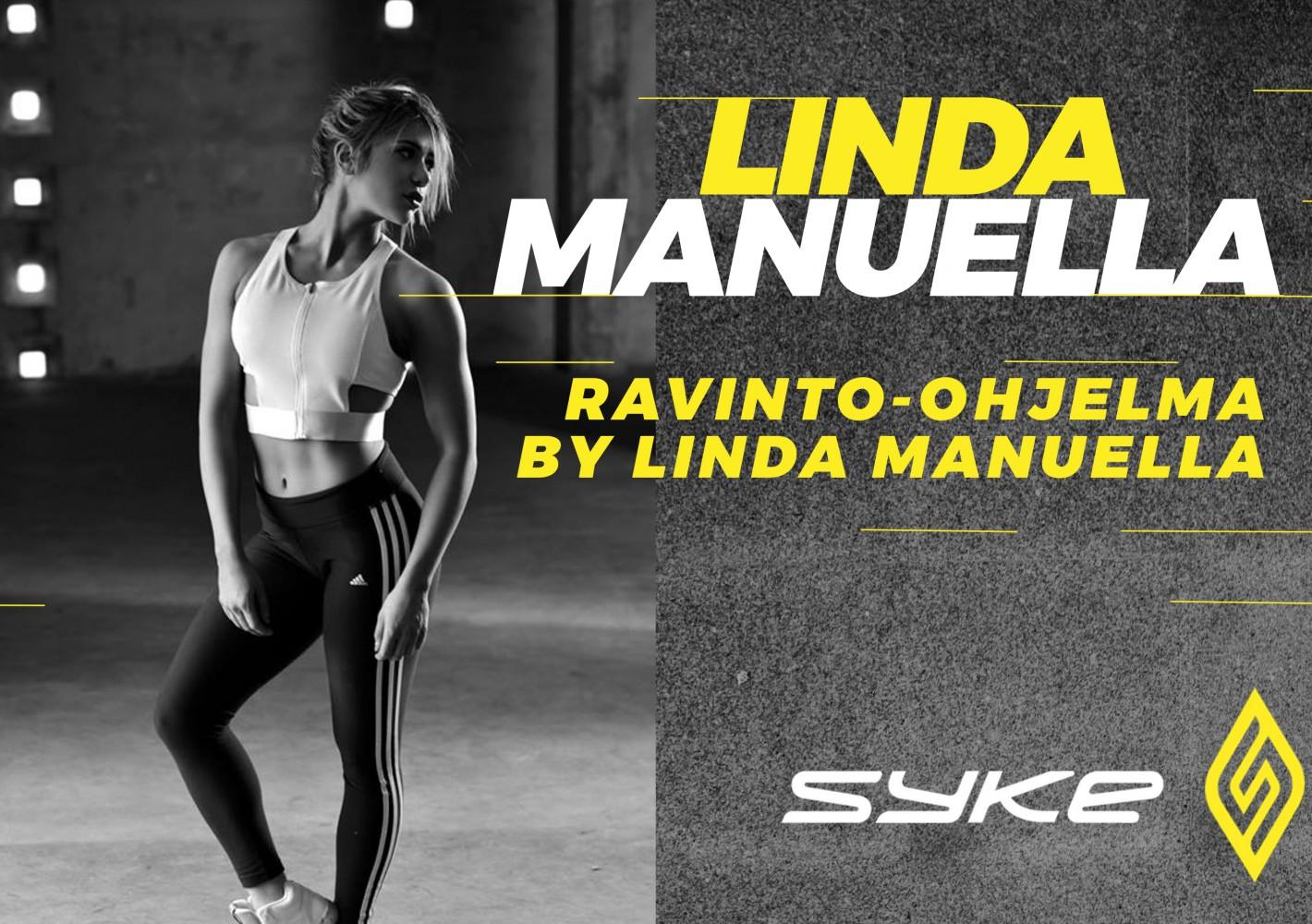 Ravinto-ohjelma by Linda Manuella