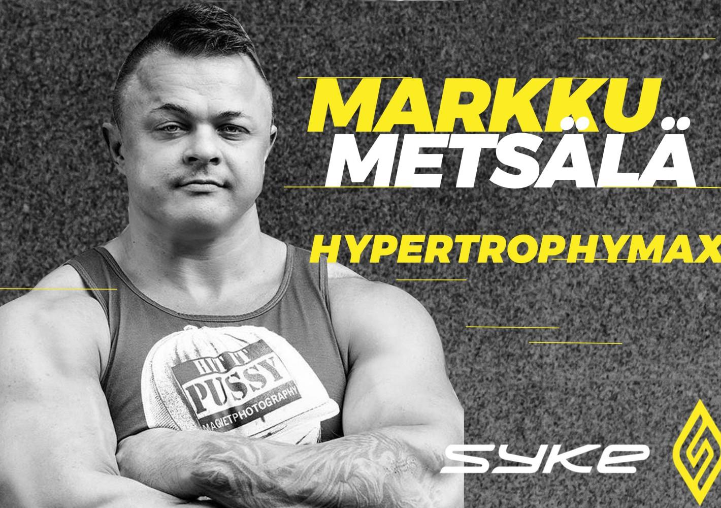 Hypertophymax by Markku Metsälä
