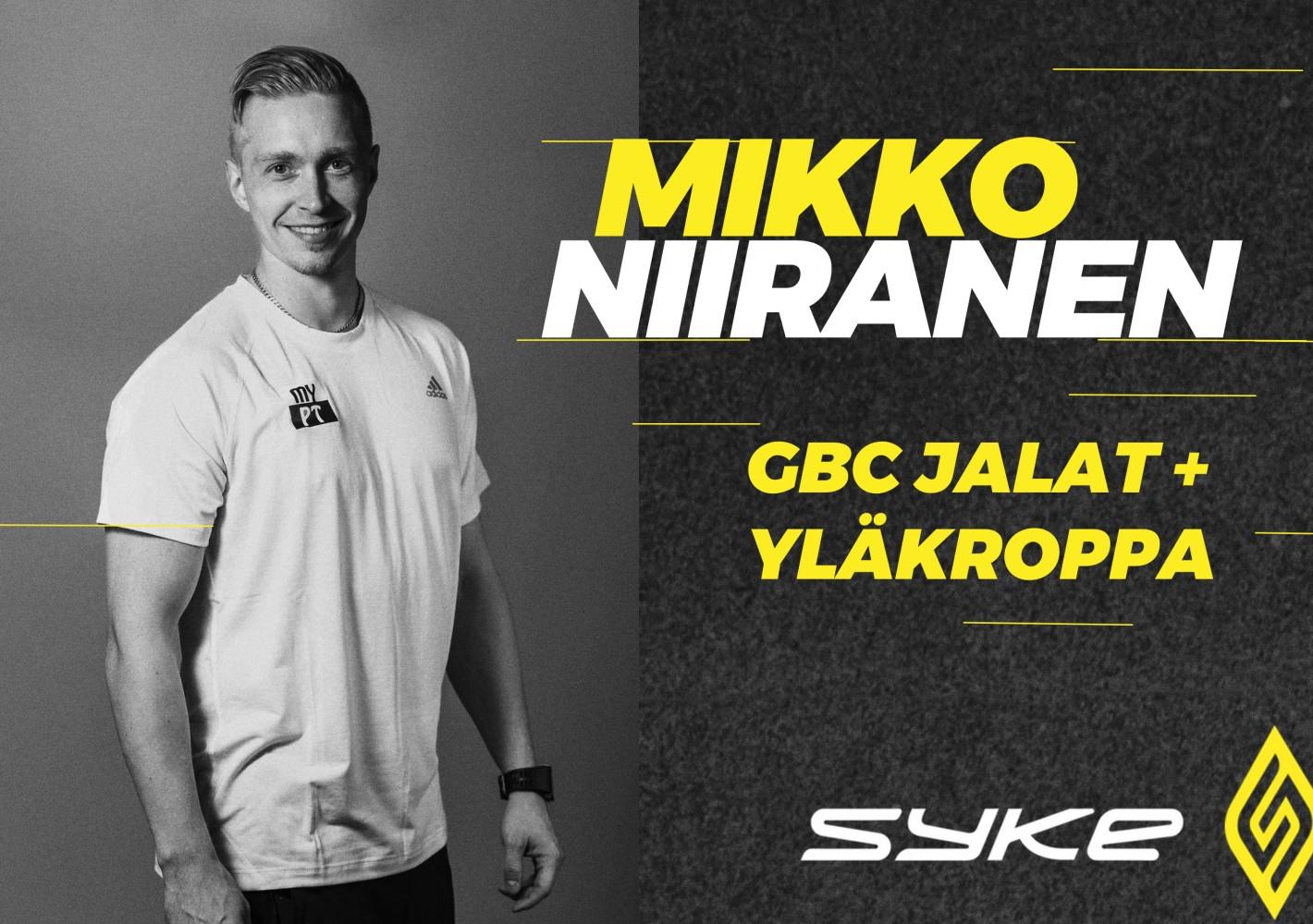 GBC jalat + yläkroppa by Mikko Niiranen