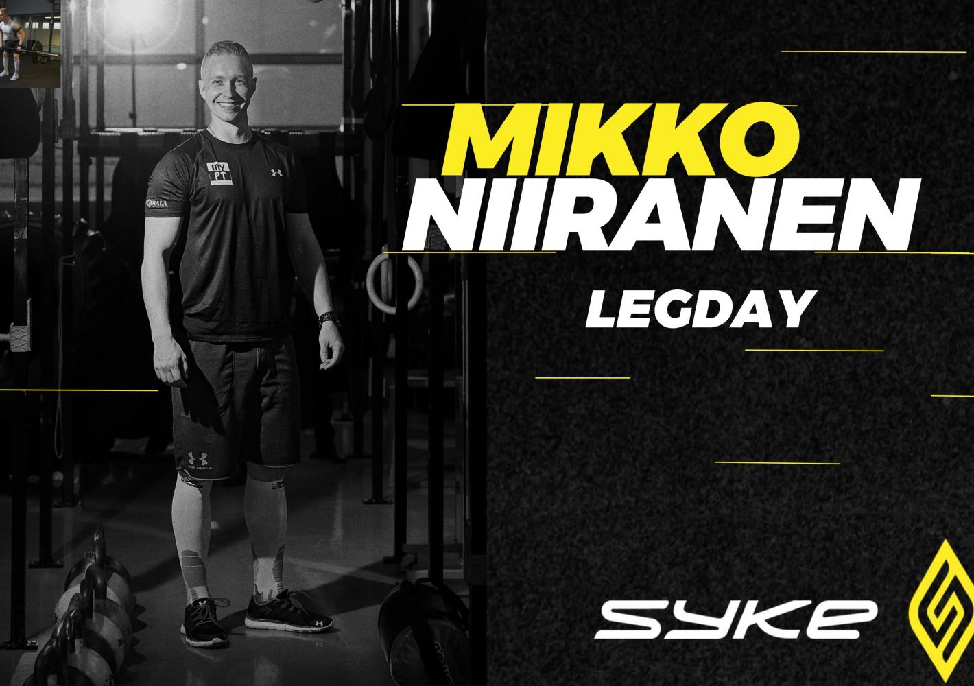 Legday by Mikko Niiranen