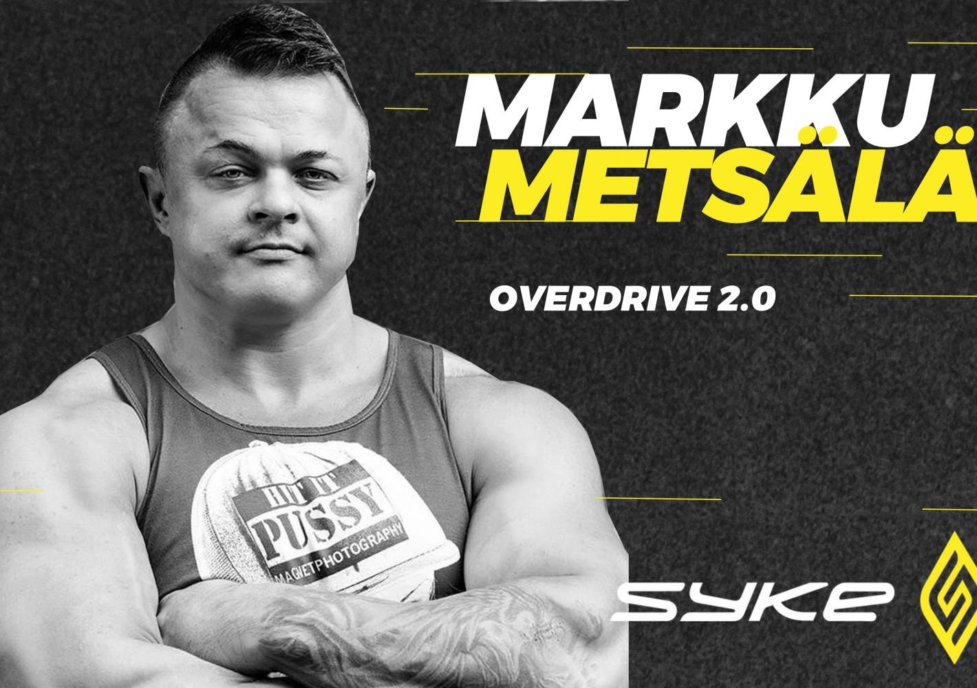 Overdrive 2.0 by Markku Metsälä