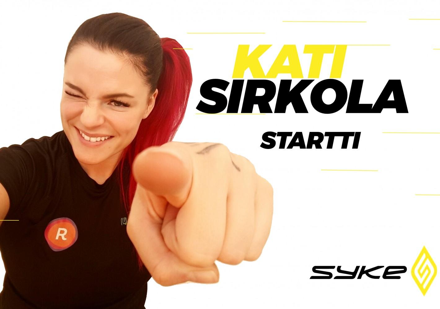 Startti by Kati Sirkola