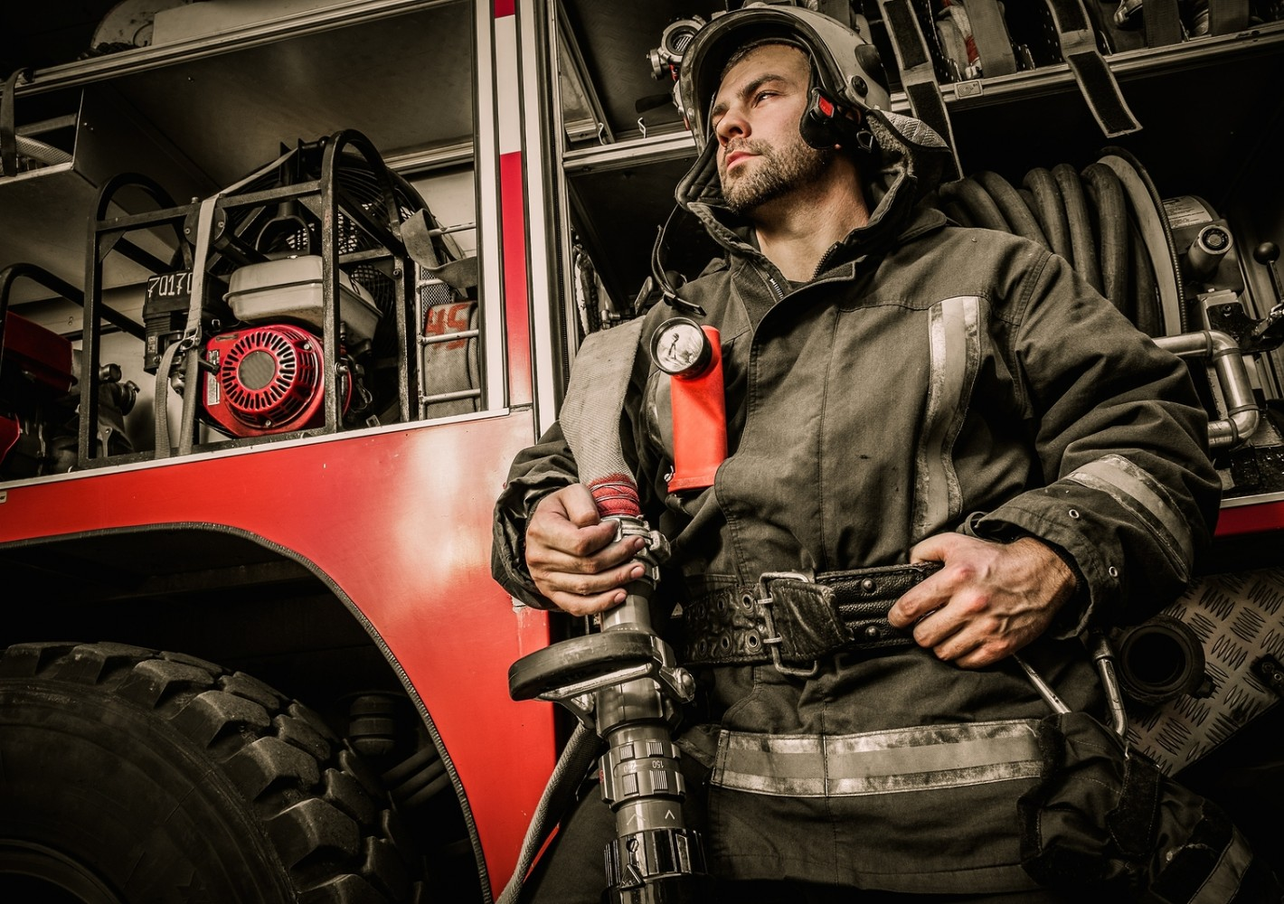 112 Fire - Loista pääsykokeissa