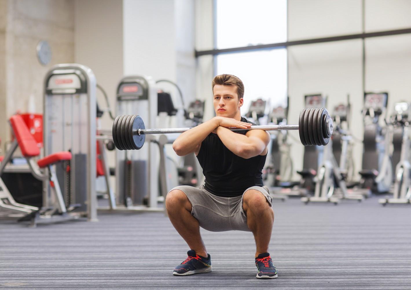 1-jakoinen rasvanpolttoa tehostava harjoitusohjelma