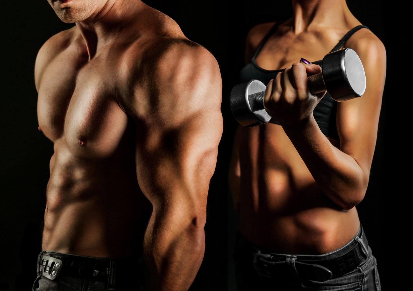 3-jak. kuntosaliohjelma - Hanki voimaa ja kasvata lihasta!